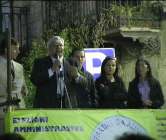 Comizio del 24 Maggio 2008