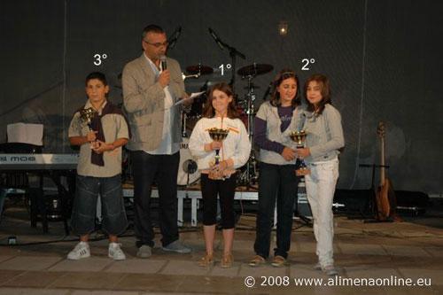 Corrida 2008 Sez.Giovani