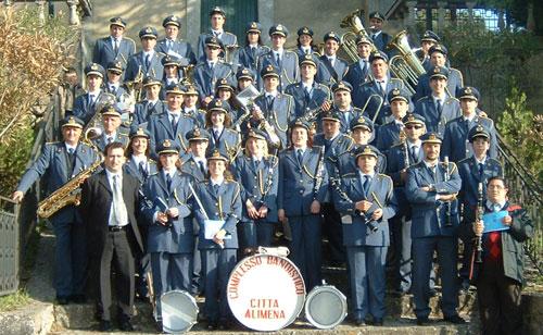 """Associazione Culturale Musicale """"S. Cecilia"""" di Alimena"""