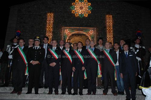 Festeggiamenti in Onore di Santa Maria Maddalena