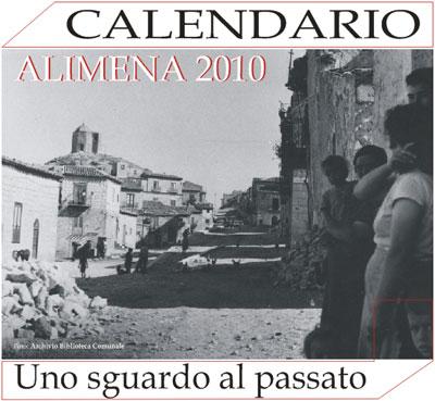 Calendario Alimena 2010
