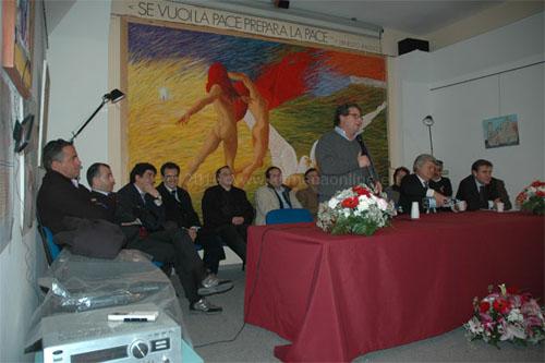 Gianfranco Micchichè ad Alimena