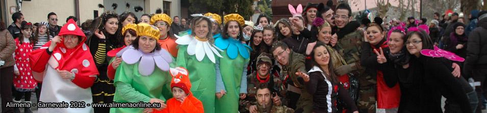 Alimena Carnevale 2012