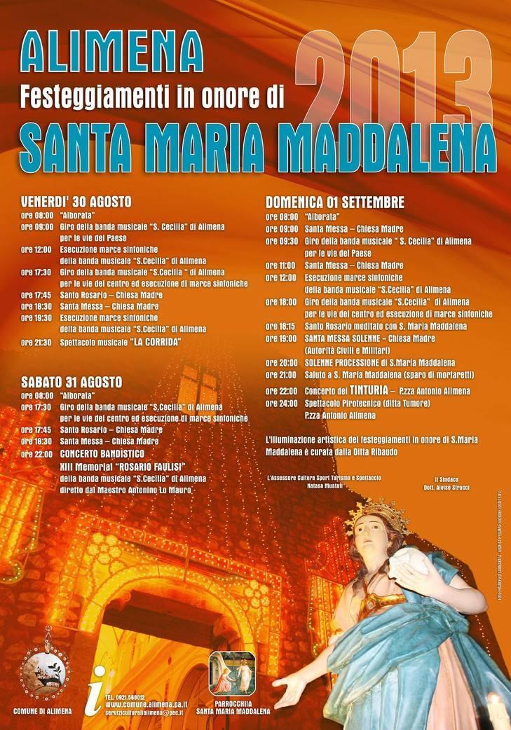 Festa Patronale 2013