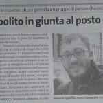 Alimena (Pa) – L'Assessore D'Angelo rassegna le dimissioni. Al suo posto il consigliere Giacomo Ippolito