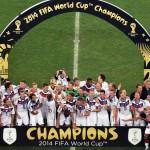Mondiali Brasile 2014 – Germania Campione del Mondo