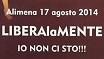Alimena (Pa) - LIBERA-la-Mente - Giornata in memoria delle vittime di violenza: