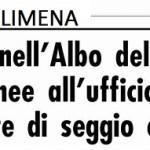 """Comune di Alimena – Iscrizione anno 2014 all'albo """"Presidente di Seggio"""" e """"Scrutatore"""" (scarica moduli)"""