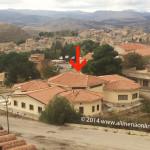 Alimena (Pa) – Vandalizzata l'ex scuola materna e furto al cimitero