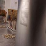 """Alimena (Pa) – Conclusa la mostra di Piero Giarratana. Guarda tutti i quadri e il video di """"Sgarbi quotidiani"""""""