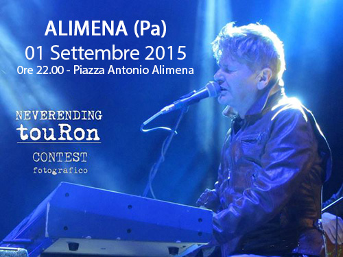 Ron in concerto Alimena