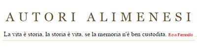 Autori Alimenesi