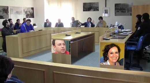 Ecco il rinnovamento. Il Sindaco inaugura l' Amministrazione a distanza. L'assessora Mari Albanese assente in giunta per 15 volte consecutive (video)