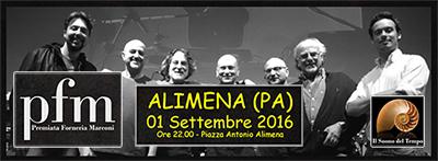 PFM Alimena 01 Settembre 2016