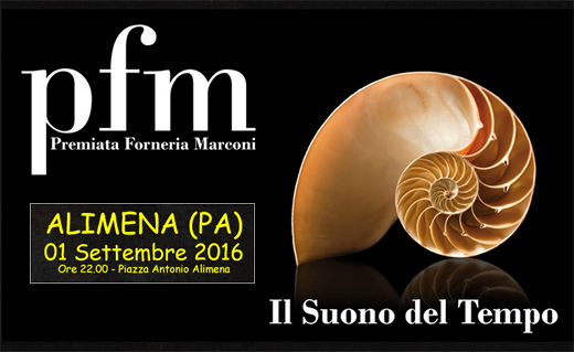 Alimena Estate 2016 – PFM in concerto (1 Settembre)