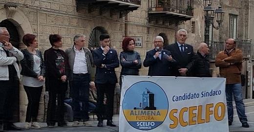 """Alimena Comunali 2018 – Secondo comizio lista """"Alimena futura"""""""