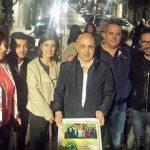 """Alimena Comunali 2018 – Comizio ringraziamento lista """"Alimena nel cuore"""" (video)"""