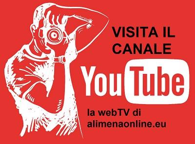 Iscriviti al canale Youtube di alimenaonline.eu