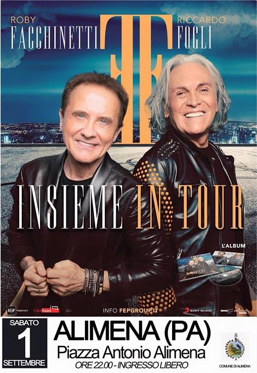 Alimena Estate 2018 – ROBY FACCHINETTI e RICCARDO FOGLI in concerto (1 Settembre)