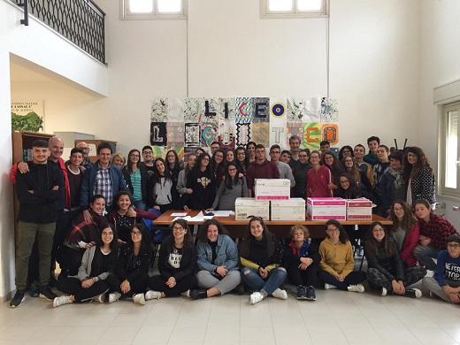 Associazione Filippo Valenza, campagna di raccolta fondi per una borsa di studio al Liceo Linguistico