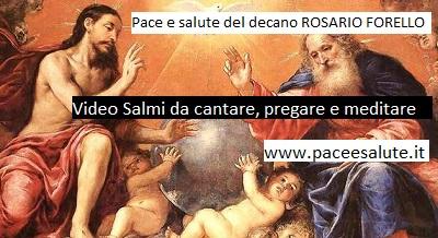 Pace e salute di Rosario Forello