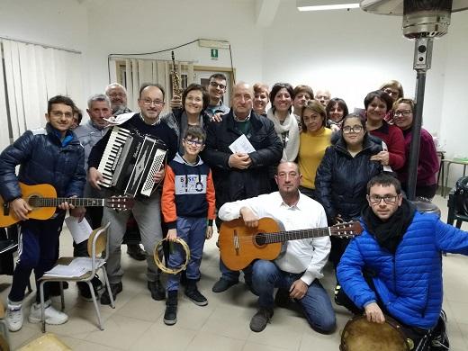 Novena itinerante Alimena 2019