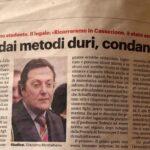 Alimena (Pa) – Confermata in Appello la condanna per l'ex Assessore Roberto Tedesco